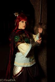 Youko Nakajima (Empress of Kei) from Twelve Kingdoms worn by Seifer-sama