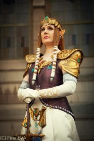 Princess Zelda from Legend of Zelda: Twilight Princess worn by Seifer-sama