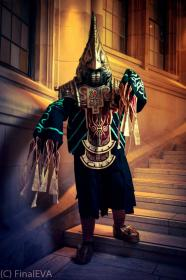 Zant from Legend of Zelda: Twilight Princess worn by Seifer-sama