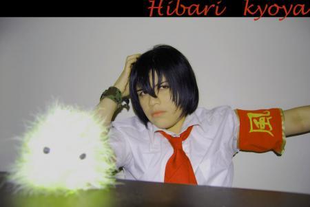 Kyouya Hibari from Katekyo Hitman Reborn! worn by Heimdall