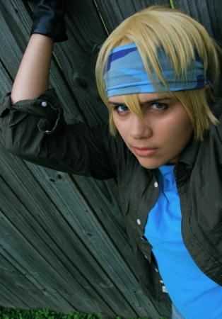 Colonello from Katekyo Hitman Reborn! 