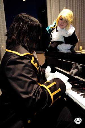 Glen Baskerville from Pandora Hearts worn by Heimdall