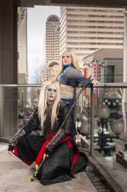 Prince Nuada Silver Lances from Hellboy  by iheartexploding
