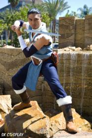 Sokka from Avatar: The Last Airbender