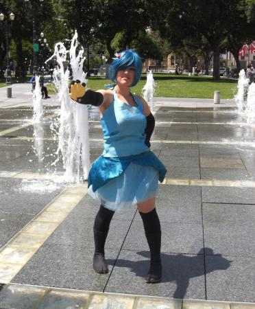 Futachimaru/Dewott from Pokemon worn by thisiscyrene