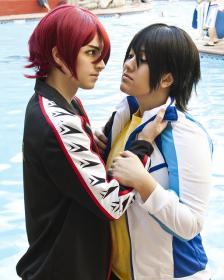 Haruka Nanase from Free! - Iwatobi Swim Club worn by thisiscyrene