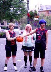 Sakurai Ryou from Kuroko's Basketball worn by thisiscyrene