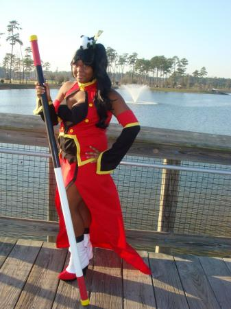 Litchi Faye-Ling from BlazBlue: Calamity Trigger worn by Jessi