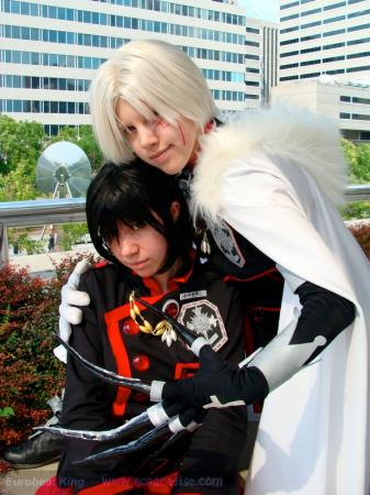 Allen Walker from D. Gray-Man worn by ZiPPY