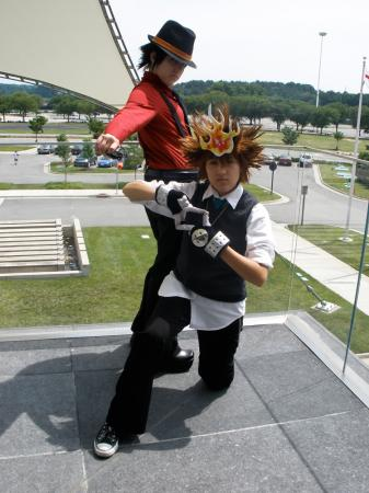 Reborn from Katekyo Hitman Reborn! worn by ZiPPY