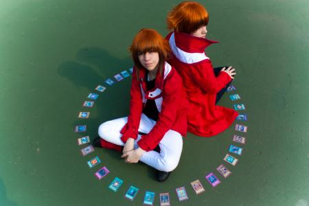 Judai Yuki from Yu-Gi-Oh! GX worn by ZiPPY
