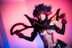 Matoi Ryuko from Kill la Kill  by QuantumDestiny