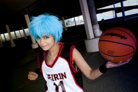 Kuroko Tetsuya from Kuroko's Basketball by QuantumDestiny