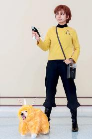 Pavel Chekov from Star Trek worn by QuantumDestiny