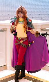 Lina Inverse from Slayers worn by QuantumDestiny