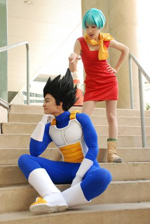 Vegeta from Dragonball Z worn by QuantumDestiny