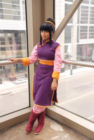 Chichi from Dragonball Z worn by QuantumDestiny