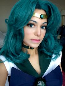 Sailor Neptune from Sailor Moon worn by QuantumDestiny