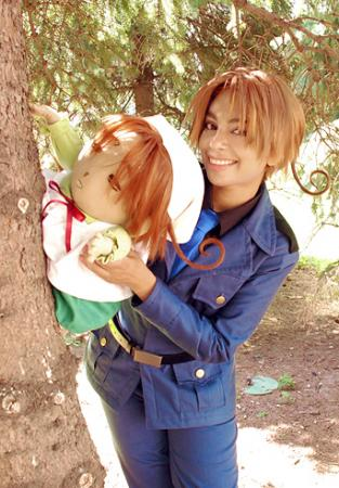 Italy (Veneziano) / Feliciano Vargas from Axis Powers Hetalia worn by QuantumDestiny