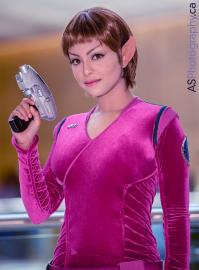 T'Pol from Star Trek: Enterprise