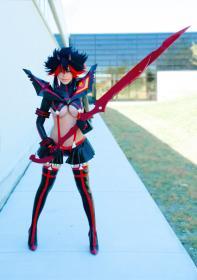 Matoi Ryuko from Kill la Kill by QuantumDestiny