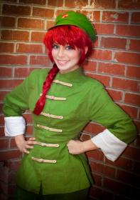 Ranma Saotome from Ranma 1/2 worn by QuantumDestiny