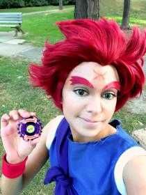Daichi Sumeragi from Beyblade: G-Revolution worn by QuantumDestiny
