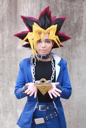Yugi Muto from Yu-Gi-Oh! Duel Monsters worn by QuantumDestiny