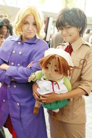 Spain from Axis Powers Hetalia worn by Glay