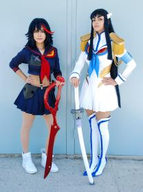Kiryuuin Satsuki from Kill la Kill worn by Glay