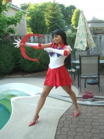Sailor Mars from Sailor Moon by Glay