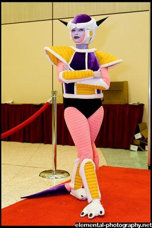 Frieza / Freeza from Dragonball Z worn by Glay