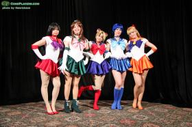Sailor Moon from Sailor Moon R by Glay