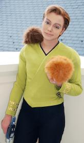 James T. Kirk from Star Trek worn by Glay
