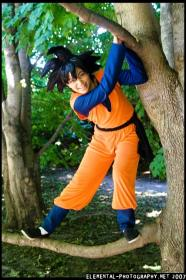 Goten from Dragonball Z by Glay