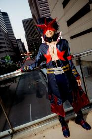 Simon from Tengen Toppa Gurren-Lagann worn by Glay