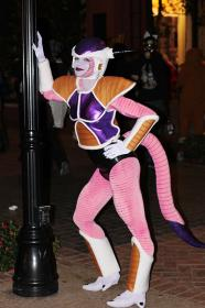 Frieza / Freeza from Dragonball Z by Glay