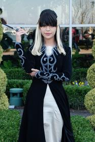 Narcissa Malfoy from Harry Potter worn by Glay