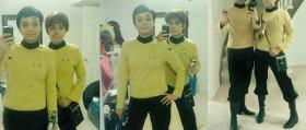 Hikaru Sulu from Star Trek worn by Glay