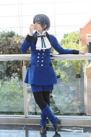 Ciel Phantomhive from Black Butler worn by Glay