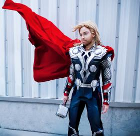 Thor from Avengers, The  by Glay