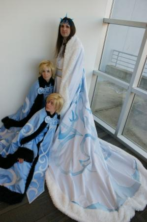 Ashura from Tsubasa: Reservoir Chronicle worn by Melchoir