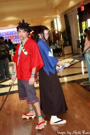 Jin from Samurai Champloo