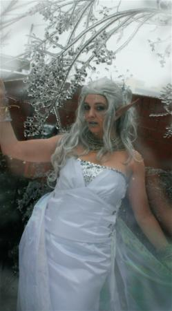 Ice Fairy from Original Design worn by Saya