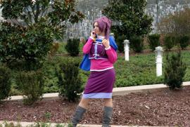 Jenna from Golden Sun: The Lost Age worn by ValNika