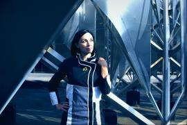 Commander Shepard (Female) from Mass Effect 2 worn by ValNika