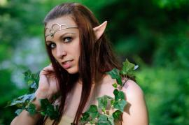 Forest Elf from Original Design worn by ValNika
