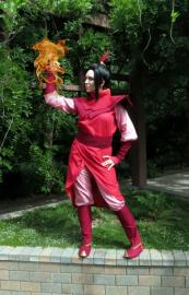 Azula from Avatar: The Last Airbender worn by ValNika