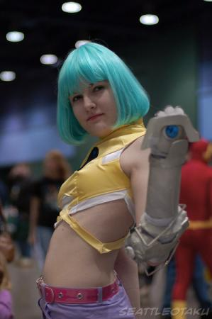 Surge (Noriko Ashida) from X-Men worn by Brette