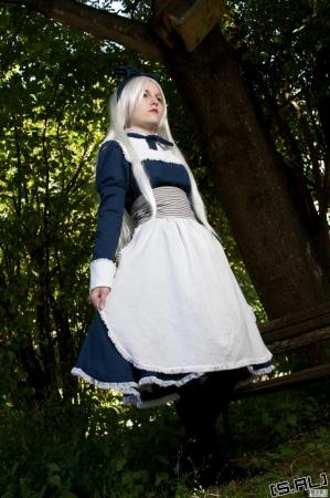 Belarus / Natalya (Natasha) Alfroskaya from Axis Powers Hetalia worn by Brette